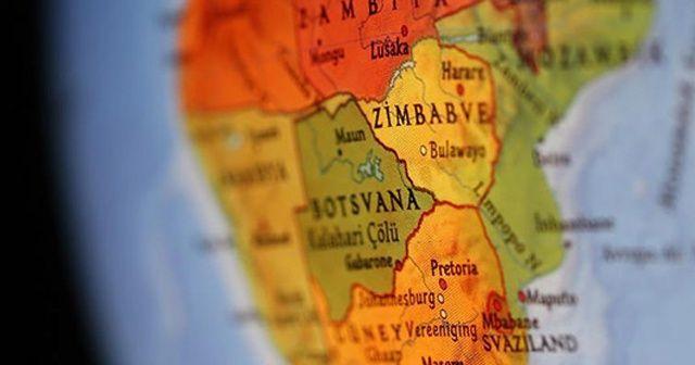 Zimbabve göçük: 23 kişi öldü