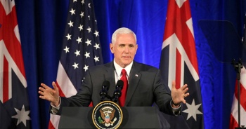 """ABD Başkan Yardımcısı Pence  """"Suriye'de taktik değiştirdik"""""""