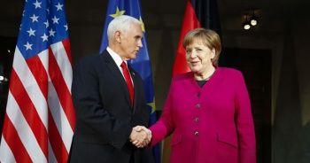 ABD ile Almanya arasında sert atışma