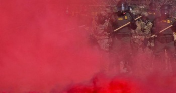 ABD Meksika sınırına 3 bin 500 asker daha sevk ediyor