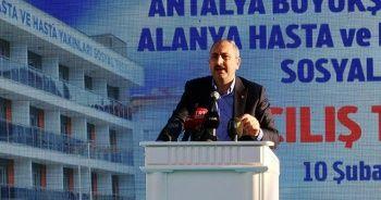 Adalet Bakanı Gül: Kimse birliğimizi, beraberliğimiz bozamayacak