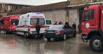 Adana'da restorasyonu yapılan müzenin duvarı çöktü: 1 ölü 5 yaralı