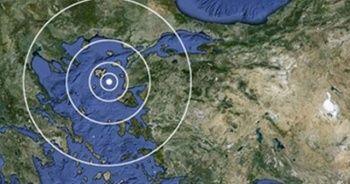 AFAD'dan Çanakkale'deki deprem ile ilgili açıklama