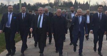 AK Partili Mustafa Şentop, Meclis Başkanlığı için adaylık başvurusunu yaptı