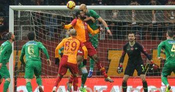 Aslan son anda kazandı | Galatasaray 1-0 Akhisarspor