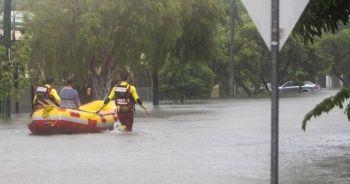 Avustralya'daki selin bilançosu büyük: 500 ev sular altında kaldı