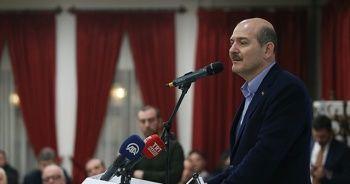 Bakan Soylu: PKK fare gibi kaçıyor