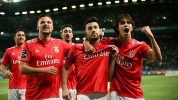 Benfica'dan peş peşe 5. galibiyet