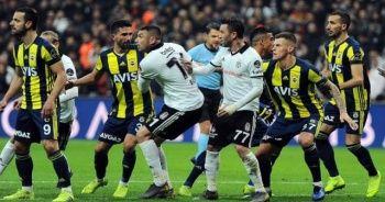 Beşiktaş ile Fenerbahçe 3-3 berabere kaldı