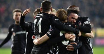 Beşiktaş'tan derbi öncesi kritik galibiyet