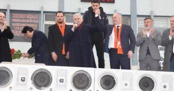 Binali Yıldırım: Çatalca, Türkiye'yi besleyen lojistik merkez olabilir