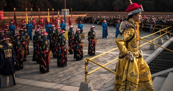 Çin Yeni Yılı büyük bir coşkuyla kutlandı! Kutlamalardan objektiflere yansıyan kareler