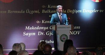 Corge İvanov: Makedonya'yı Makedonya yapan Osmanlı İmparatorluğu'dur