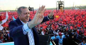 Cumhurbaşkanı Erdoğan 15 Şubat'ta Bursa'da olacak