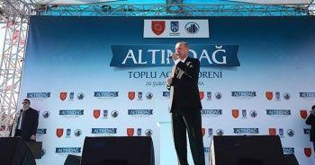Cumhurbaşkanı Erdoğan: Doğu Akdeniz'de petrol aramalarını durdurmayacağız