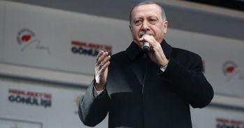 Cumhurbaşkanı Erdoğan müjdeyi verdi! 30 yıllık hasret sona erecek