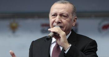 Cumhurbaşkanı Erdoğan: Seçim sloganlarını Pensilvanya belirliyor