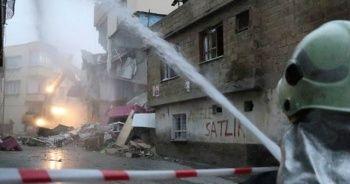 Doğal gaz patlamasında yaralanan bir kadın hayatını kaybetti