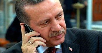 Erdoğan, Pakistan Başbakanı İmran Han ile telefonla görüştü