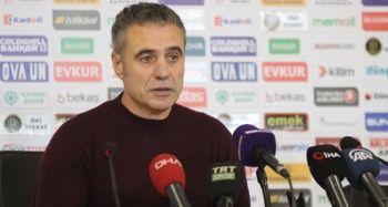 Ersun Yanal: Futbol dışındaki faktörleri bizi çok etkiledi