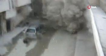 Esad rejiminin İdlib saldırısı kameralara yansıdı