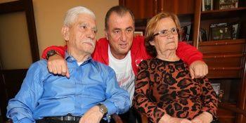Fatih Terim'in babası Talat Terim vefat etti