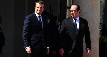 Fransa'nın eski cumhurbaşkanından Macron'a 'sarı yelekliler' eleştirisi