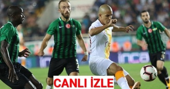 Galatasaray Akhisarspor Maçı Canlı İzle Bein | GS Akhisar Maçı Hangi Kanalda Skoru Kaç Kaç?
