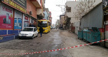Gaziantep'te metan gazı bomba gibi patladı: 6 yaralı