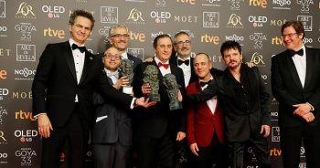 Goya sinema ödülleri sahiplerini buldu