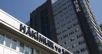 HSK 2 bin 340 hakim ve savcının terfi çalışmalarını tamamladı