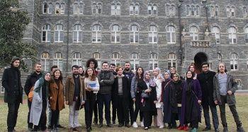 İbn Haldun Üniversitesi Öğrencileri ABD Kış Okulu'nda
