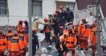 İçişleri Bakanı Soylu: Kartal'da çöken binada can kaybı sayısı 11'e yükseldi