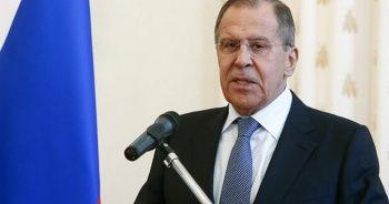Lavrov, Pompeo'yu 'Venezuela' konusunda uyardı