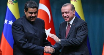 Maduro canlı yayında Cumhurbaşkanı Erdoğan'a mesaj gönderdi