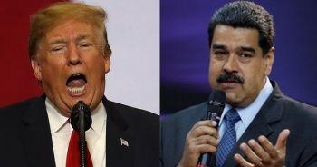 Maduro'dan Trump'a çağrı! Dur, elini kana bulayacak hatalar yapıyorsun
