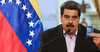 Maduro tarih vererek açıkladı: Beyaz Saray'a göndereceğiz