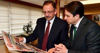 Mehmet Özhaseki TGRT Haber'de açıkladı: Ortak aday artacak