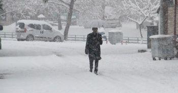 Meteoroloji'den doğu illeri için kar yağışı uyarısı