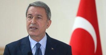 Milli Savunma Bakanı Akar'dan Soçi'deki üçlü zirve hakkında açıklama