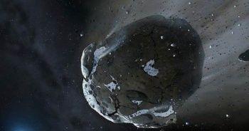 NASA açıkladı: Göktaşı yarın Dünya'yı teğet geçecek