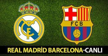 Real Madrid Barcelona MAÇI CANLI İZLE! Real Madrid Barcelona Şifresiz VEREN Yabancı Kanallar? AZ TV İDMAN TV CBC Sport CANLI İZLE