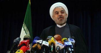 Ruhani: ABD ile karşılıklı saygı çerçevesinde müzakerelere hazırız