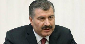 Sağlık Bakanı Koca'dan diyaliz teknikerlerine istihdam müjdesi
