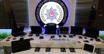 Sanal para vurgunu yapan şebekeye mensup 6 kişi tutuklandı