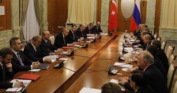 Soçi'de Erdoğan ve Putin zirvesi