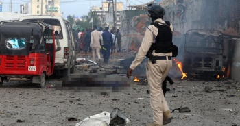 Somali'nin bombalı saldırı: 5 ölü