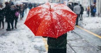 Son dakika! Meteoroloji'den kar uyarısı