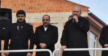 Süleyman Soylu: PYD'den bombayı getirip, o büyükşehirimizde patlatacaklardı