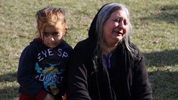 Suriye'de DEAŞ'tan kaçan 35 çocuk hipotermiden öldü